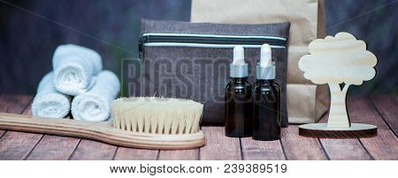 Anticellulite, Organic, Bio, Natural Cosmetics. Remedy For Cellulite Massage, Spa. Natural Oils And