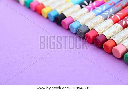 Pencil Row
