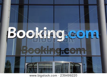 Headquarter Of Booking.com In The Netherlans