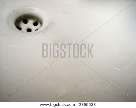 Old Ceramic Siphon