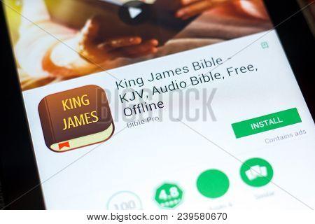 King James Images, Illustrations & Vectors (Free) - Bigstock