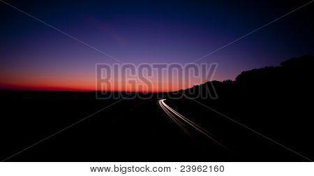 M4 Motorway To London