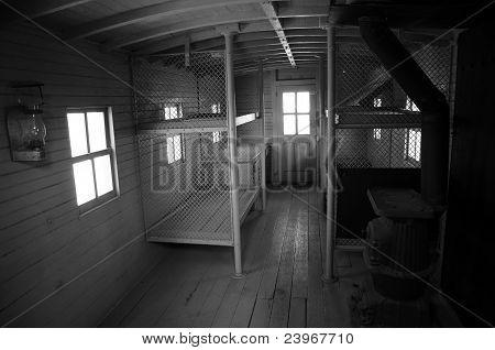 Caboose Interior