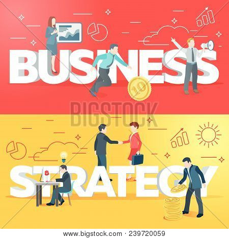 Startup Work Moments. Business Process. The Presentation, Search For Investor, Promotion. The Woman
