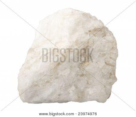 Mineral Collection: Albite.