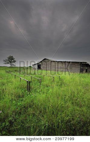 old barn farm