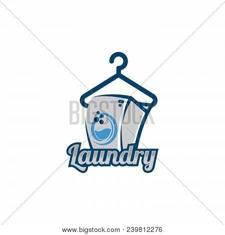 laundry logo vector photo free trial bigstock laundry logo vector photo free trial