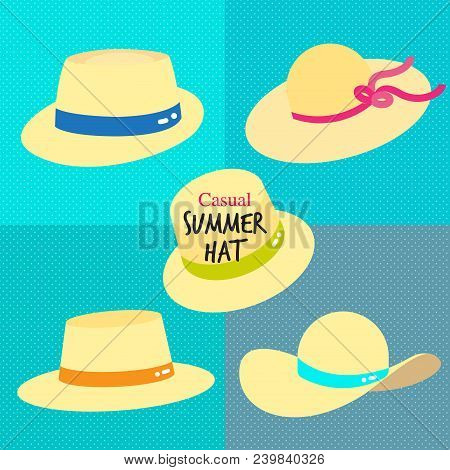 Casual Summer Hat