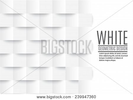 Beautiful White Abstract Texture .vector Background. Can Be Used In Cover Design, Book Design, Poste