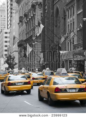 Street of New York