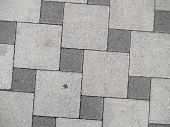 Paving stones which can be used as texture or as a background poster