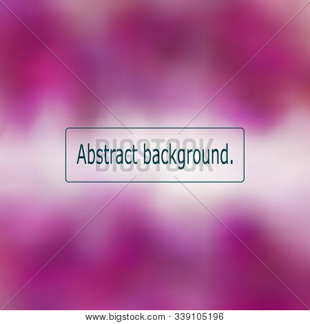 Beautiful Flowing Blurry Background In Cherry, Purplish Pink, Mauve, Light White And Pink Wavy Strip