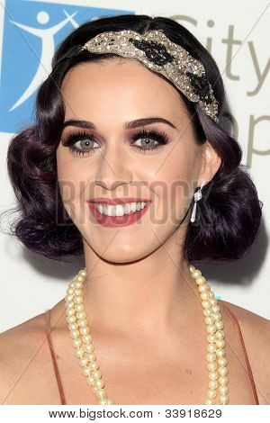 LOS ANGELES - JUN 12:  Katy Perry arrives at the City of Hope's Music And Entertainment Industry Group Honors Bob Pittman Event at The Geffen Contemporary at MOCA on June 12, 2012 in Los Angeles, CA