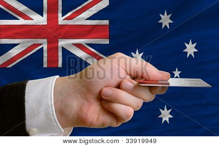 Buying With Credit Card In Australia