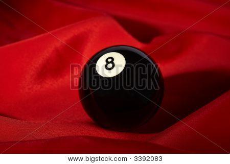 Poolball #8