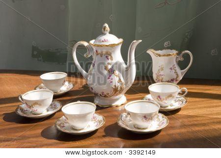 Tea Tableware