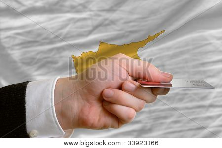 Buying With Credit Card In Cyprus