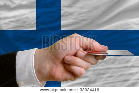 Buying With Credit Card In Finland