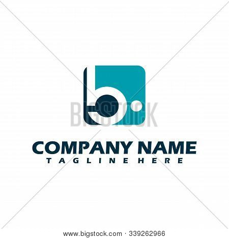 B Logo, B Logo Design, Initial B Logo, Circle B Logo, Real Estate Logo, Letter B Logo, Creat Save Do