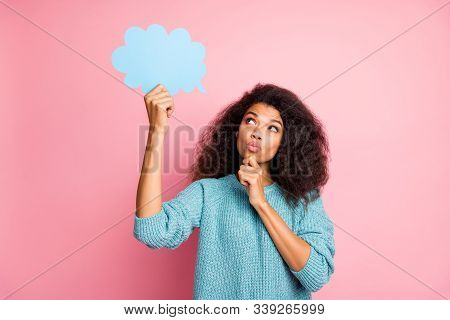Close-up Portrait Of Her She Nice-looking Attractive Lovely Charming Pretty Creative Brainy Curious