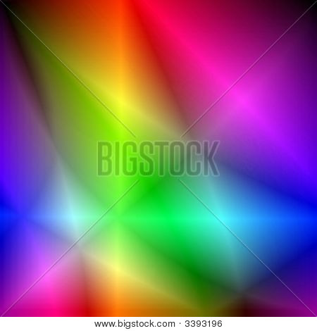 Crystals Of Color.