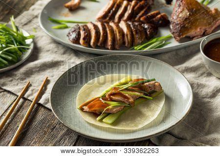 Homemade Roast Chinese Peking Duck
