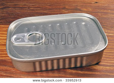 Sardine Can closed