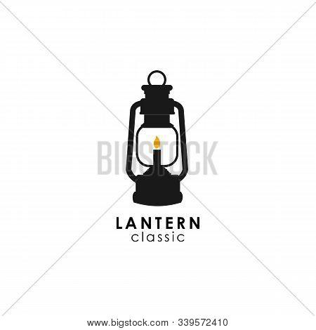 Vintage Shinning Lantern, Lead The Way Logo Design Inspiration, Lantern Logo