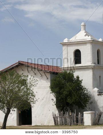 Old Texas Church