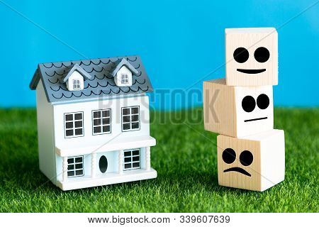 Assessment Of The Quality Of The House In The Form Of Emotions. A Symbolic Assessment Of The Quality