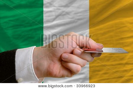 Buying With Credit Card In Ireland