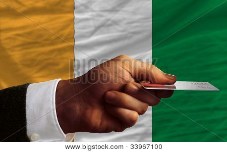 Buying With Credit Card In Ivory Coast