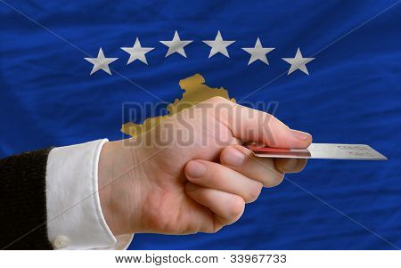 Buying With Credit Card In Kosovo