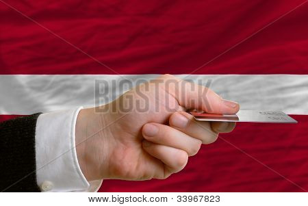 Buying With Credit Card In Latvia