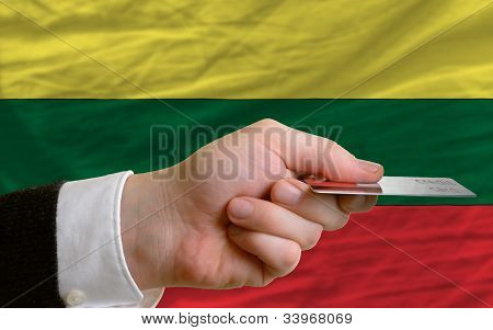 Buying With Credit Card In Lithuania