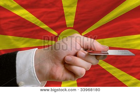 Buying With Credit Card In Macedonia