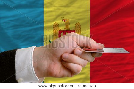 Buying With Credit Card In Moldova