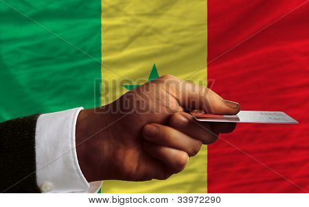 Buying With Credit Card In Senegal