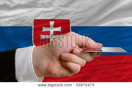 Buying With Credit Card In Slovakia