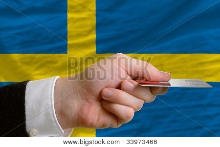 Buying With Credit Card In Sweden