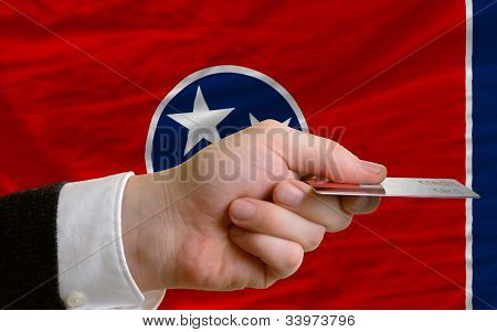Buying With Credit Card In Us State Of Tennessee