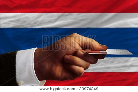 Buying With Credit Card In Thailand