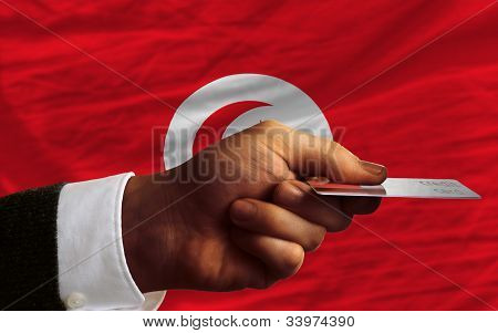 Buying With Credit Card In Tunisia