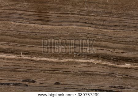 Brown Marble Texture, Precious And Expensive Natural Stone.