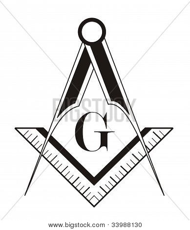 Freemason Symbol