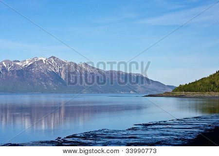 Turnagain Arm And The Seward Highway