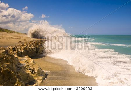 Blowing Rocks Preserve