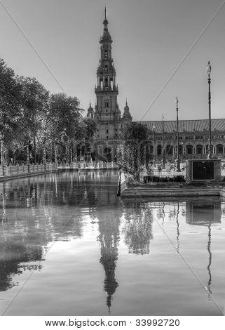Seville - reflections