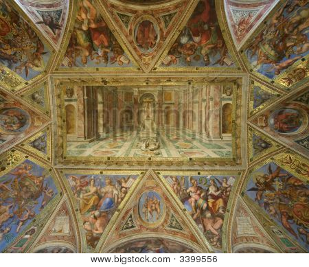 Ceiling - Triumph Of Christian Religion