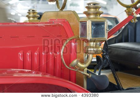 Oldsmobile From The Fire Brigade